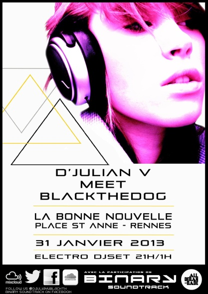 D'JulianV meet BlackTheDog