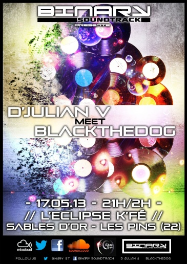 D'Julian V meet BlackTheDog