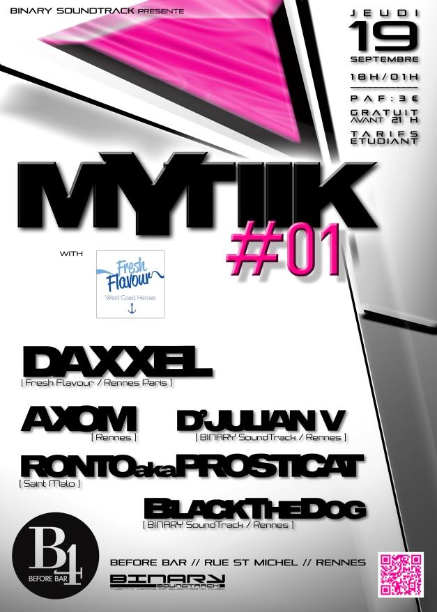 MYTIIK#01