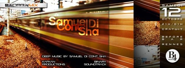 Samuel Di Cont' Sha @B4
